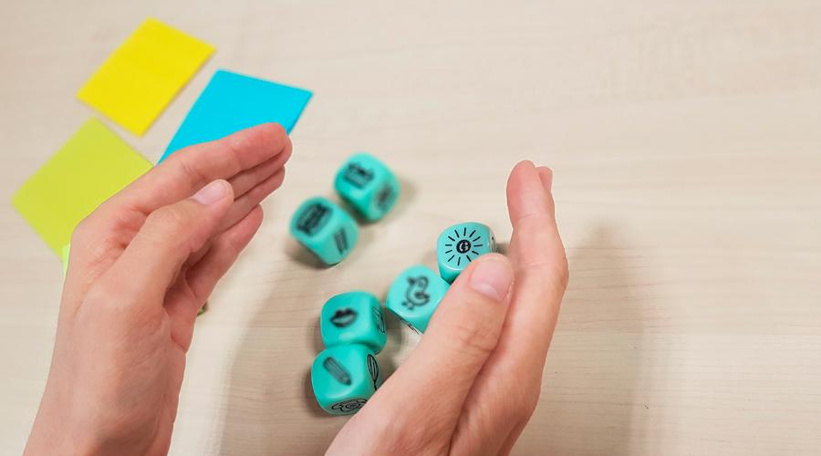 boost teamwork-story-cubes