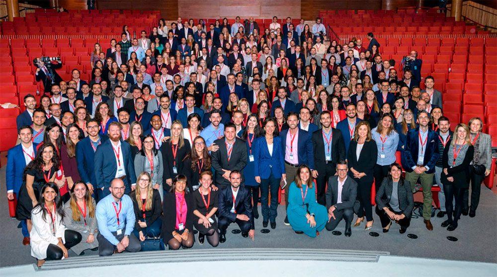 young leaders, talento grupo santander