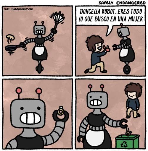 robot para casa