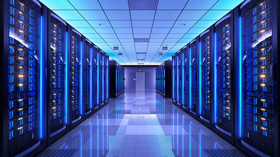 data center - where is our data