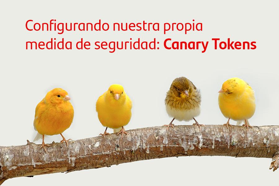 Configurando nuestra propia medida de seguridad: Canary Tokens
