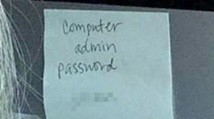 Contraseña del ordenador