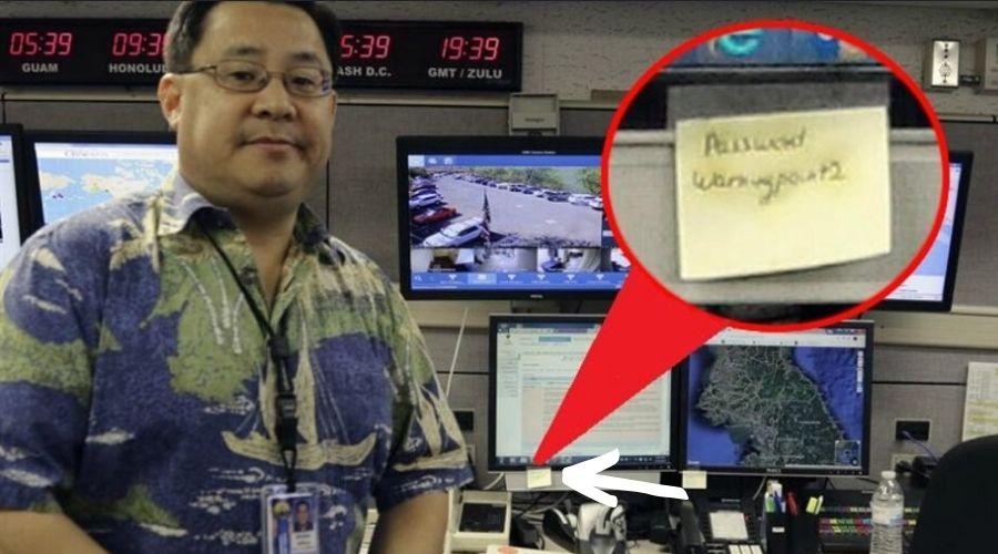 Responsable de la falsa alarma de misil en Hawaii