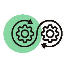 DevOps icon BeTech with Santander