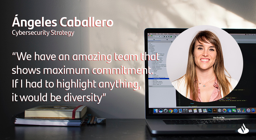 interview top cyber influencer angeles caballero