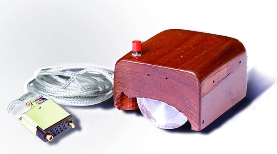 The Engelbart mouse model