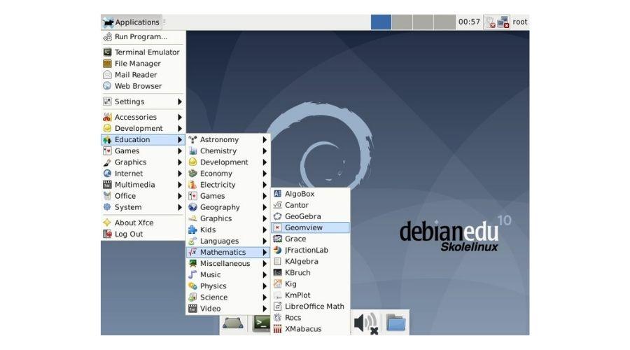 Debian Edu /Skolelinux
