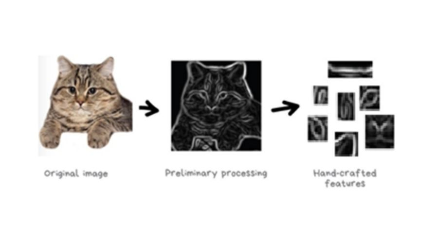 Processing of an image