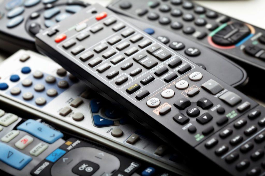 Old remote control
