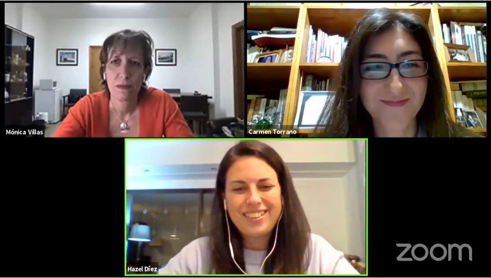 Diálogos para inspirar, Women in Tech